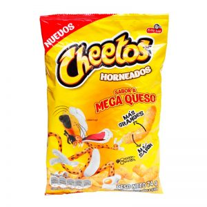 Frito Lay Cheetos Puff Cheese Flavored Snack